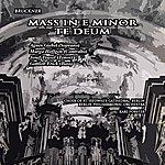 Berlin Philharmonic Orchestra Mass In E Minor & Te Deum