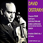 David Oistrakh Poeme, Op 25