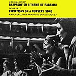 Sir Adrian Boult Rhapsody On A Theme Of Paginini/Variations On A Nursery Song