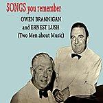 Owen Brannigan Songs You Remember