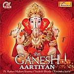 Sudesh Bhosle Shri Ganesh Aartiyan