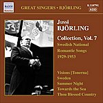 Jussi Björling Bjorling, Jussi: Bjorling Collection, Vol. 7: Swedish National Romantic Songs (1929-1953)