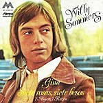 Willy Sommers Gina / Siete Rosas, Siete Besos - Single