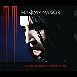 Marilyn Manson Heart-Shaped Glasses (When The Heart Guides The Hand) (International Version)