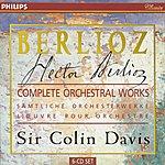Sir Colin Davis Berlioz: Complete Orchestral Works (6 Cds)