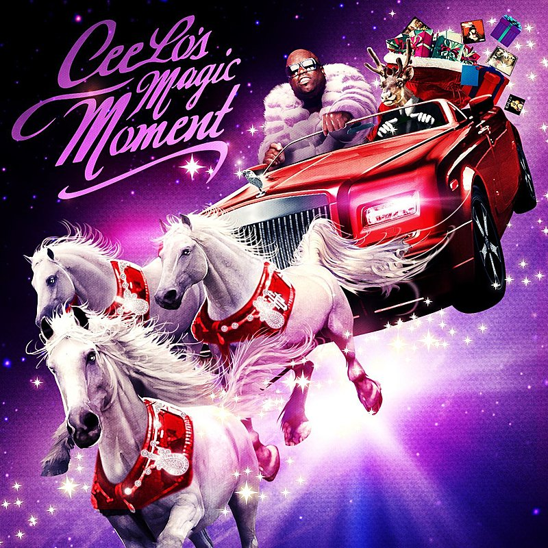 Cover Art: Ceelo's Magic Moment