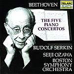 Seiji Ozawa Beethoven: The Five Piano Concertos