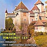 Paris Conservatoire Orchestra Beethoven Symphonies 1 & 4