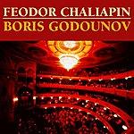 Feodor Chaliapin Boris Godounov