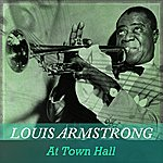 Louis Armstrong At Town Hall