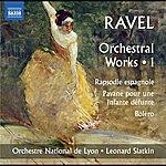 Leonard Slatkin Ravel: Orchestral Works, Vol. 1