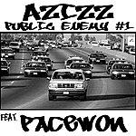 Az Izz Public Enemy # 1 (Feat. Pacewon)