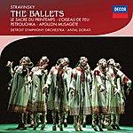 Detroit Symphony Orchestra Stravinsky: The Ballets