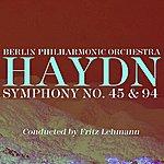 Berlin Philharmonic Orchestra Haydn Symphony No 45 & 94