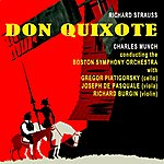 Boston Symphony Orchestra Don Quixote