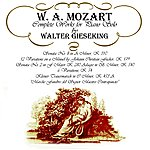 Walter Gieseking Complete Works For Piano Solo