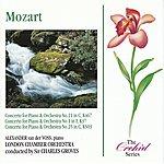 London Chamber Orchestra Mozart: Piano Concertos Nos 1, 21 & 25