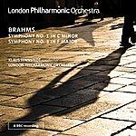 Klaus Tennstedt Brahms: Symphonies Nos. 1 & 3