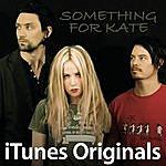 Something For Kate I Tunes Originals