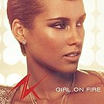 Alicia Keys Girl On Fire (4-Track Maxi-Single)