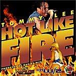 Tommy Lee Hot Like Fire - Single