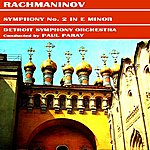 Detroit Symphony Orchestra Rachmaninov Symphony No. 2