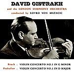London Symphony Orchestra Bruch & Prokofiev Violin Concertos