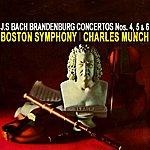 Boston Symphony Orchestra Brandenburg Concertos Nos 4, 5 & 6