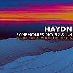 Berlin Philharmonic Orchestra Haydn Symphonies No 92 & 1 - 4