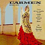 Sir Thomas Beecham Carmen Highlights