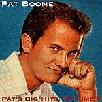 Pat Boone Pat's Big Hits, Volume 2