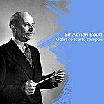 Sir Adrian Boult Violin Concerto Campoli