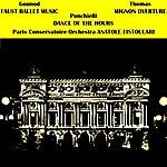 Paris Conservatoire Orchestra Faust Ballet Music