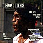 Desmond Dekker Desmond Dekker- As You Have Never Heard Before- Cd1