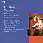 Judith Nelson Bach, J.S. / Vivaldi: Magnificat / Nisi Dominus / Nulla In Mundo Pax Sincera Etc.