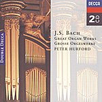Peter Hurford Bach, J.S.: Great Organ Works (2 Cds)
