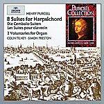 Colin Tilney Purcell: The Harpsichord Suites; 2 Voluntaries