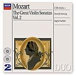 Ingrid Haebler Mozart: The Great Violin Sonatas, Vol.2 (2 Cds)