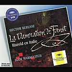 Orchestre Des Concerts Lamoureux Berlioz: The Damnation Of Faust; Harold In Italy (2 Cds)