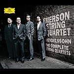Emerson String Quartet Mendelssohn: The String Quartets With Octet In Two Parts