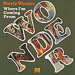 Stevie Wonder Where I'm Coming From