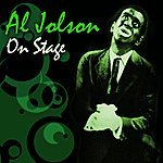 Al Jolson On Stage