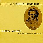 Boston Symphony Orchestra Beethoven Violin Concerto In D