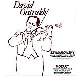 David Oistrakh Szymanowski Violin Concerto