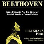 Lili Kraus Beethoven Concerto No. 4 In G Major, Op. 58
