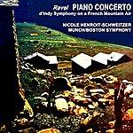 Boston Symphony Orchestra Ravel Piano Concerto