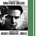 Boston Symphony Orchestra Rachmaninov Third Piano Concerto