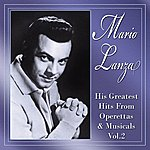 Mario Lanza His Greatest Hits From Operettas & Musicals Vol.2