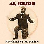Al Jolson Memories Of Al Jolson