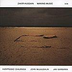 Zakir Hussain Making Music